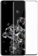 Nillkin zaštitno staklo 3D DS+ MAX Diamond Jade Black za Samsung Galaxy S20 Ultra, 2451552