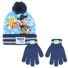 Disney Toy Story fantovski komplet s kapo in rokavicami