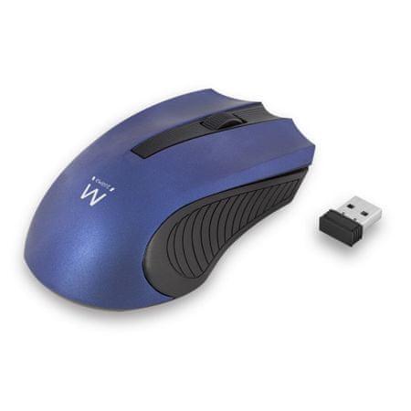 Ewent EW3228 brezžična miška, modra