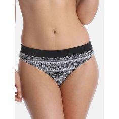 Sassa Bikini spodní díl 70071 černá