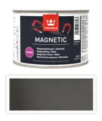 Tikkurila Magnetic - magnetická barva 0.5 l Šedá