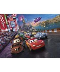KOMAR Products papírová fototapeta 4-401 Cars Race, rozměry 254 x 184 cm