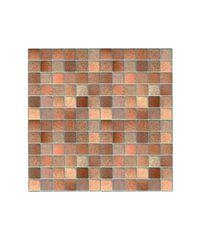 Gekkofix Samolepicí fólie GEKKOFIX 11704,45 cm x 2 m   Hnědo-béžová mozaika