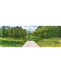 KOMAR Products papírová fototapeta 4-538 Green Lake, rozměry 368 x 127 cm
