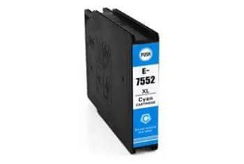 Printwell Epson Workforce PRO WF-8590DWF kompatibilní kazeta, barva náplně azurová, 4000 stran