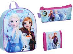 Set Frozen (ruksak, novčanik, pernica)
