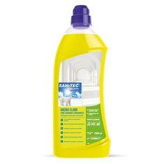 Sanitec Igienic Floor sredstvo za čišćenje tvrdih podova, Fiori D'Arancio E Bergamotto, 1 L