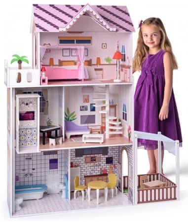 """Woody """"Malibu"""" roza kuća s dizalom"""