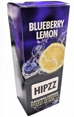 HIPZZ Aromatická ochucovací karta Borůvky a citrón (Blueberry Lemon) 20 ks