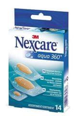 Nexcare Aqua flasteri, 14 komada