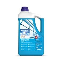 Sanitec Crystal Vetri sredstvo za čišćenje stakla, 5 kg