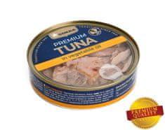 SOKRA Tuniak v rastlinnom oleji 160 g