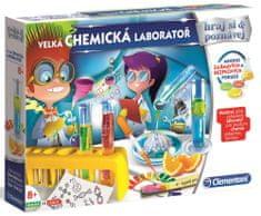 Clementoni Velká chemická laboratoř
