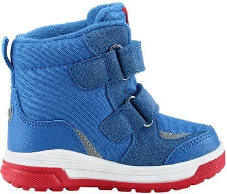 Reima fiú téli cipő Qing 569435-6320, kék, 24