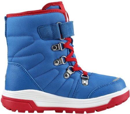 Reima 569436-6320 Quicker fantovski zimski gležnjarji, modri, 33