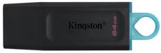Kingston DataTraveler Exodia 64GB, modrá (DTX/64GB)