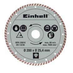 shumee Einhell Tarcza tnąca do piły RT-TC 520 U i TE-TC 620 U, 200 x 25,4 mm
