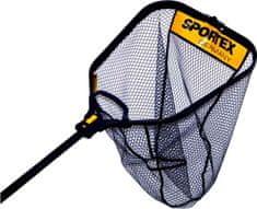 Sportex Pogumovaný rybársky podberák 60x50cm