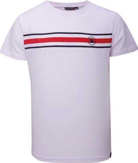 2117 MARINE - pánské triko - White - XL