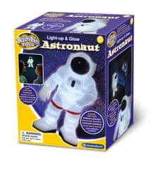 Brainstorm Toys Svítící astronaut - noční světlo