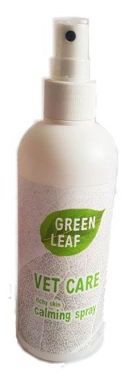 Green Leaf Bio zklidňující sprej na poranění pro psy