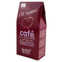 AlterNativa3 Bio Mletá káva s macou Z LÁSKY, Alternativa3, 125g