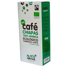 AlterNativa3 Bio Mletá káva CHIAPAS, Alternativa3, 250g