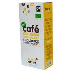 AlterNativa3 Bio Mletá káva COLOMBIA, Alternativa3, 250g