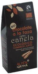 AlterNativa3 Bio Španělská horká čokoláda SKOŘICE, Alternativa3, 125g