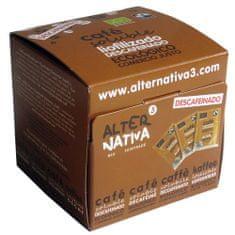 AlterNativa3 Bio Instantní káva vymražovaná SOLUBLE BEZ KOFEINU, Alternativa3, 25 porcí