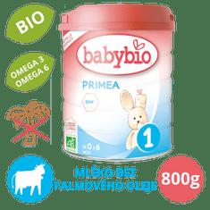 Babybio PRIMEA 1 kojenecké bio mléko 800 g