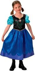 Rubie's Kostým Frozen Ledové království / šaty Frozen Anna Classic 7-8 let Velikost: 7/8 let