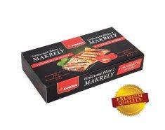 SOKRA Grilované filety z makrely v paradajkovej omáčke 190 g
