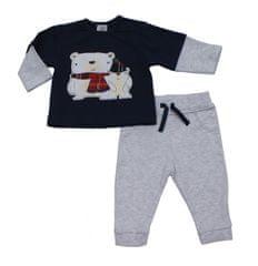 Just Too Cute komplet chłopięcy - niedźwiedź polarny