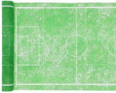 Paris Dekorace Šerpa stolová Fotbal 5mx30cm