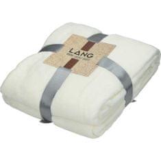 Lang Delux Soft odeja, 130 x 180 cm, flis, bež