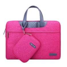 Cartinoe Lamando taška na notebook 15.6'', růžová