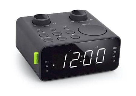 Muse M-17 CR radio sat, crna