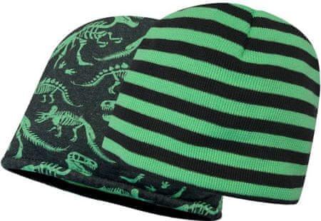Maximo fantovska kapa, obojestranska, 49, zelena