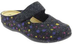 Podowell ULENA zdravotní domácí pantofel pro vysoký nárt multicolor PodoWell/Fargeot Velikost: 37