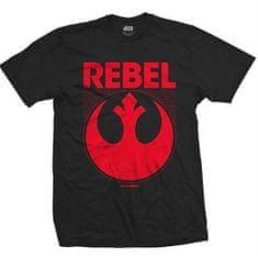 Rock Off Tričko Star Wars VII - Rebel