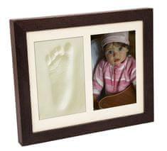 Svět-pokojů Otisky s fotkou v rámečku wenge - 2 dílný