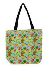 GOLDSUN Dámska plážová taška Ovocie