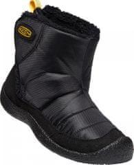 KEEN Dječje čizme Howser II MID C black/keen yellow