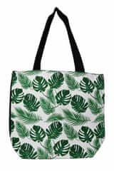 GOLDSUN Dámska plážová taška Prales zelená