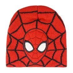 Disney chłopięcy czapka zimowa Spiderman
