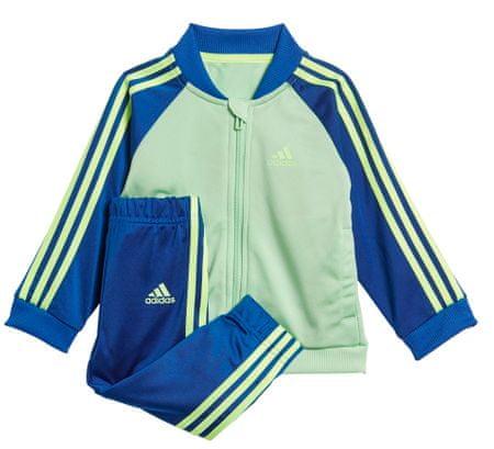 Adidas chłopięcy komplet dresowy I 3S TS TRIC 68 zielony