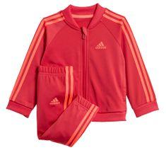Adidas dziewczęcy komplet dresowy I 3S TS TRIC
