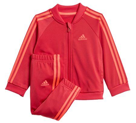 Adidas dziewczęcy komplet dresowy I 3S TS TRIC 68 różowy