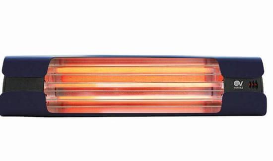 Vortice Infračervený ohřívač THERMOLOGIKA DESIGN Blu